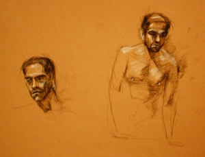 naked man study 4