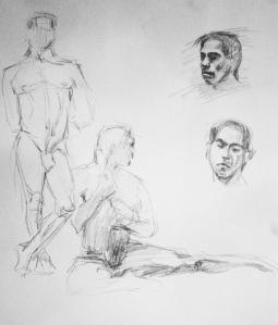man study 2