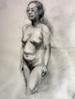 Asian woman nude study 2
