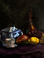 still life fruits preview