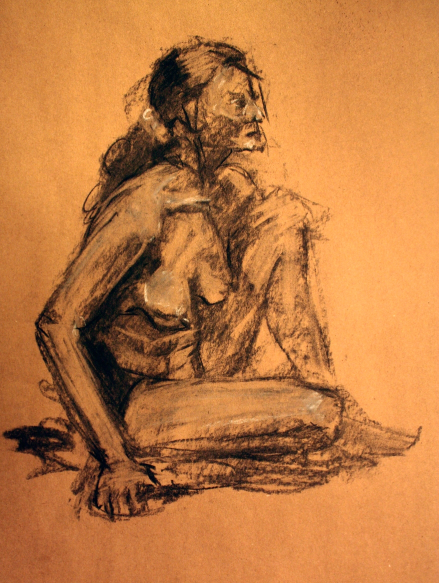 female figure sketches 3
